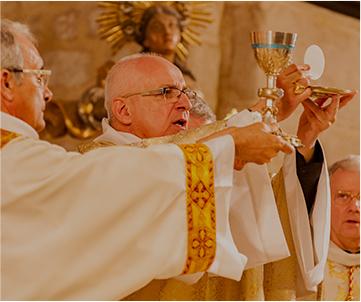 page don pour le diocèse